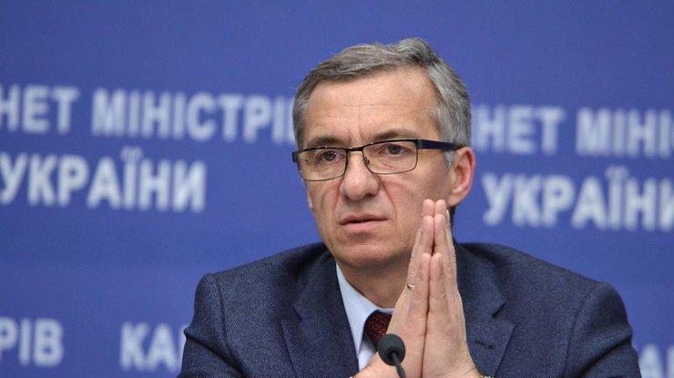 Руководитель правления «ПриватБанка» Шлапак написал объявление оботставке