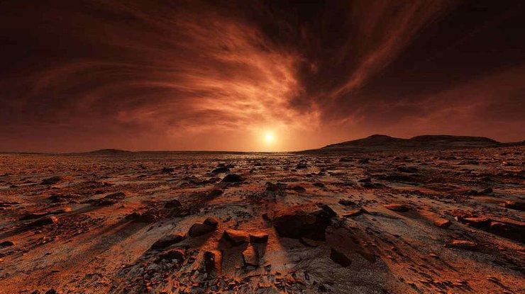 NASA занялось исследованием марсианского кратера Индевор
