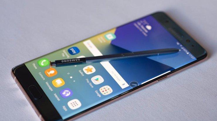 Скильки коштуе телефон samsung galxay noted iphone x экран не включается после разговора