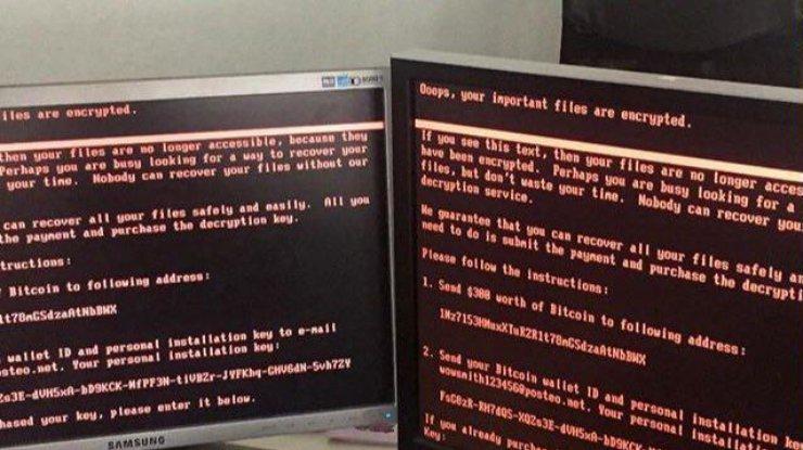 «Касперский» проинформировал о масштабной кибератаке вируса-вымогателя Petya