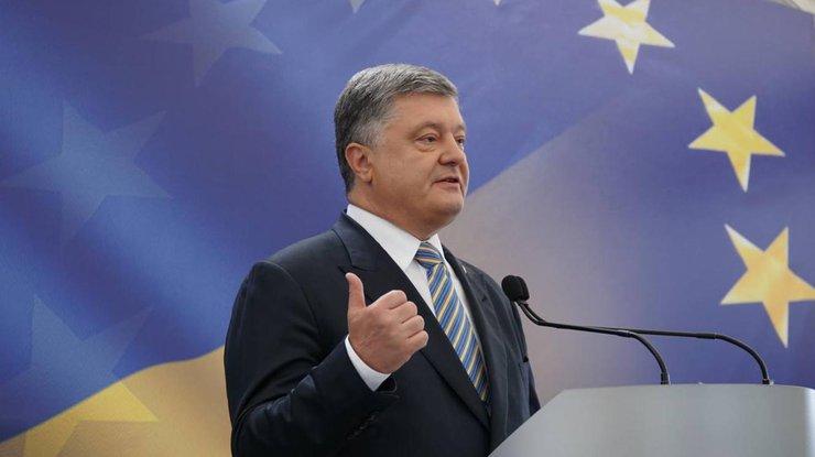 Порошенко украинцам: Новый президент увас будет еще не вскоре