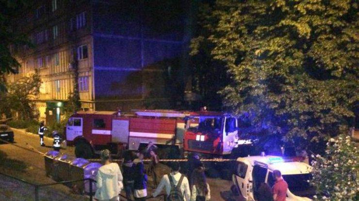 Предпосылкой взрыва вВышгороде стал разрыв гранаты РГД,— милиция