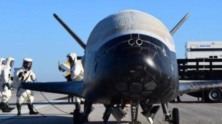 SpaceX передала, когда запустит космический беспилотник дляВС США