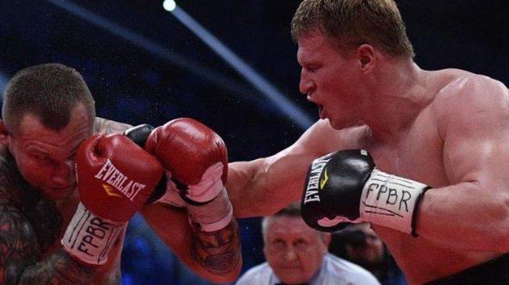 Поветкин победил Руденко изавоевал интернациональные титулы WBA иWBO