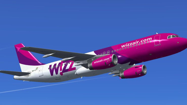 Wizz Air ввел спецтарифы для пассажиров отмененных рейсов Ryanair