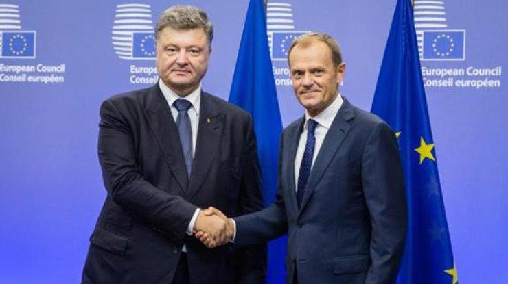 Наружному неприятелю не победить Украинское государство, она сильна,— Туск