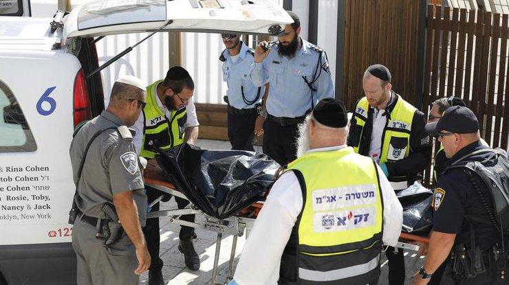 В Израиле в результате теракта погибли двое полицейских