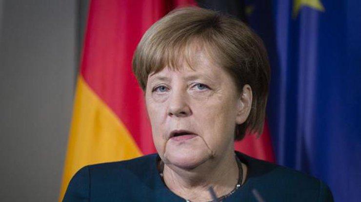 Меркель пообещала буди увласти вГермании до 2021г