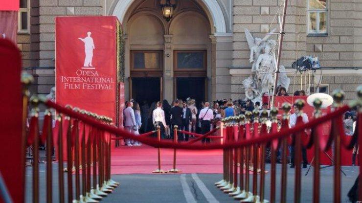 Мария Максакова появилась наоткрытии 8-го кинофестиваля вОдессе
