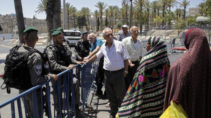 Израиль объявил о восстановлении  доступа ккомплексу мечетей Аль-Акса