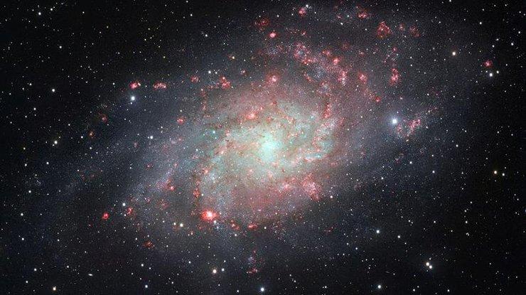 Испанские ученые обнаружили галактику в 1 000 раз ярче Млечного Пути