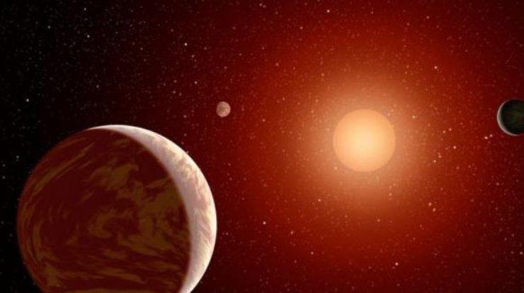 Астрономы открыли планету, год накоторой продолжается  всего 4  часа
