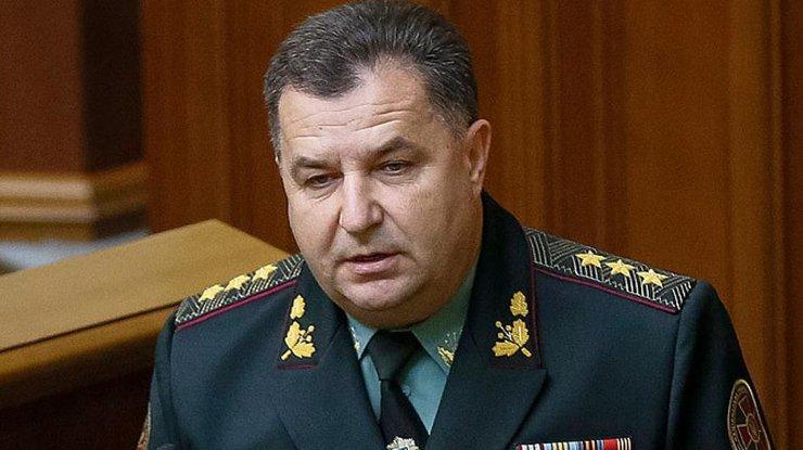 Угрозы наступления врага навостоке Украины нет— Полторак