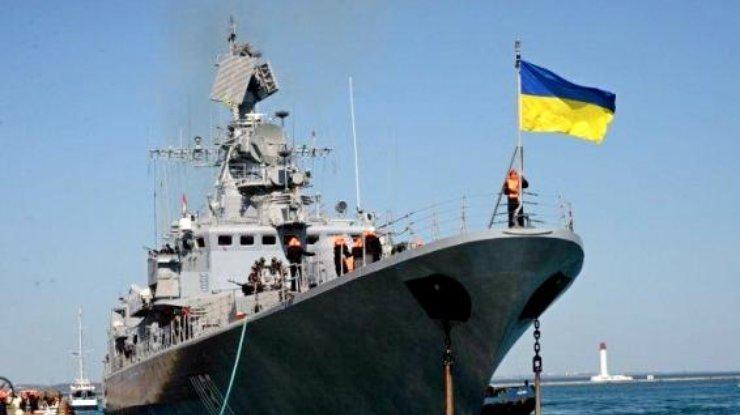 Военные моряки возвратят Крым Украине— Парубий