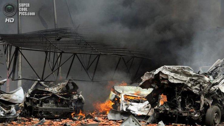 Число погибших теракта вцентре Дамаска достигло 18 человек