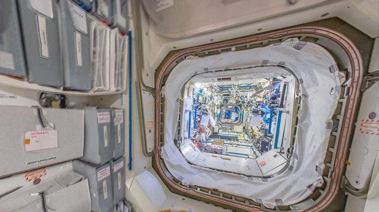 Google иNASA организрвали онлайн-экскурсию наМКС