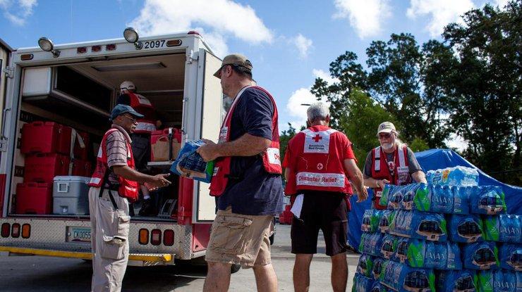 Красный Крест направил вОРДЛО 113 тонн гуманитарной помощи