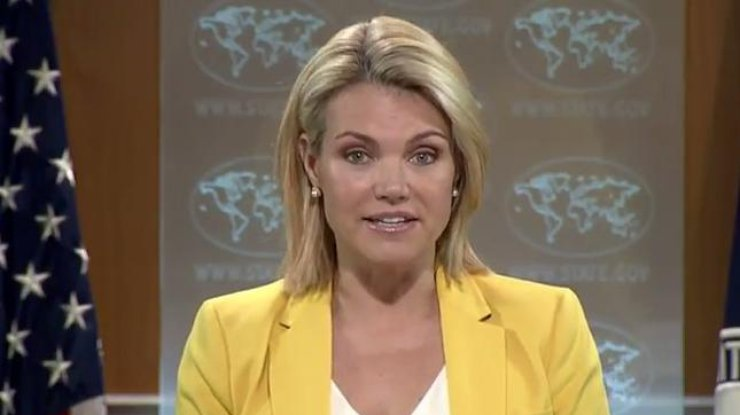 Госдеп обеспокоен заявлениями Захарченко осоздании Малороссии
