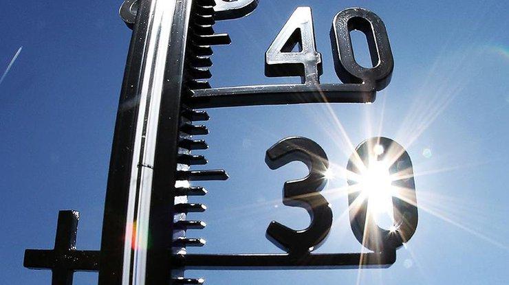Приготовимся к35-градусной жаре— Синоптик