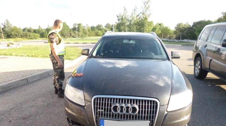 Ваэропорту «Киев» задержали гражданина Германии, обвиняемого втерроризме