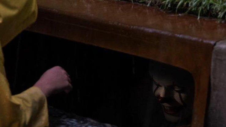 Зло заводится вводостоке втрейлере фильма «Оно» поСтивену Кингу