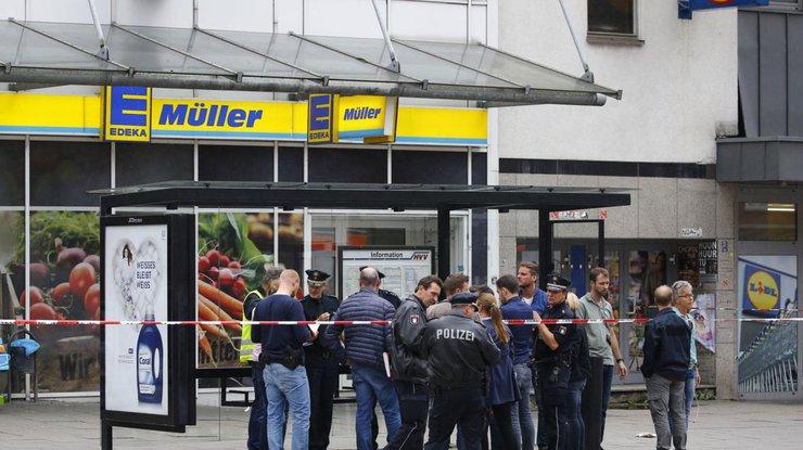 Устроивший резню всупермаркете Гамбурга оказался исламистом