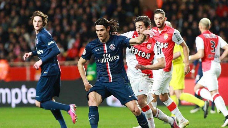 ПСЖ в 5-й раз  подряд одержал победу  Суперкубок Франции пофутболу