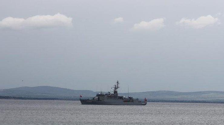 Баркаса береговой охраны Греции обстреляли турецкое судно