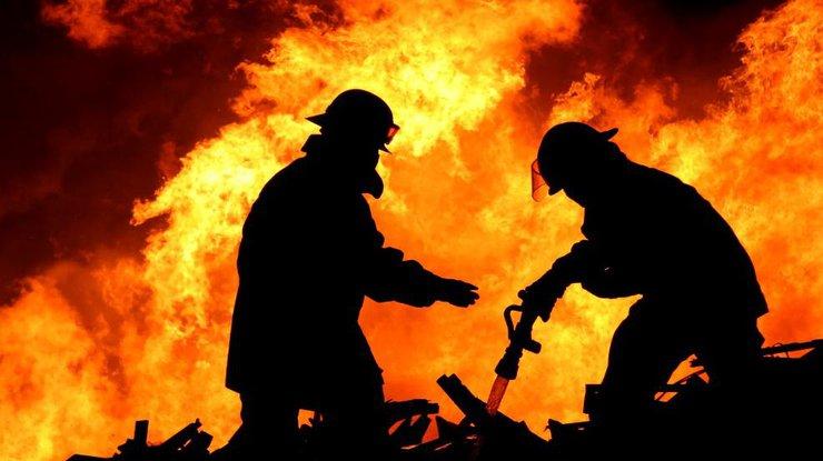 ГСЧС: практически тысяча украинцев погибли напожарах всамом начале года