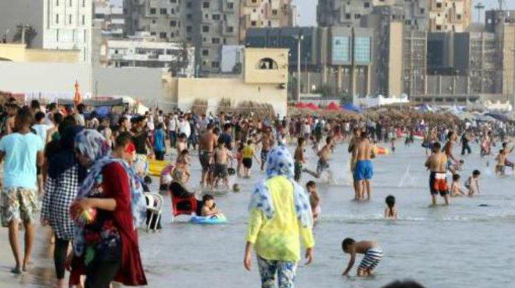 5 человек погибли в итоге взрыва ракеты на береге вЛивии