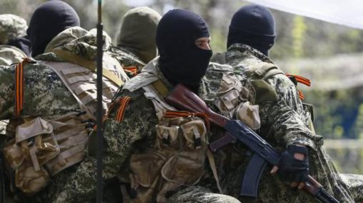 Штаб АТО: Боевики снизили количество обстрелов