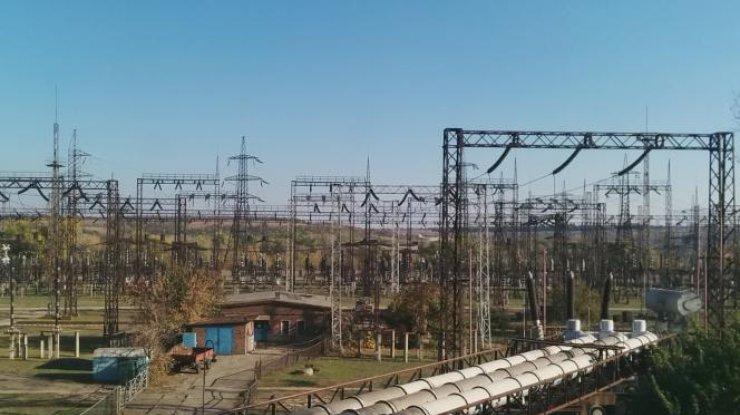ВЛуганской области без электричества остались 40 тыс. граждан