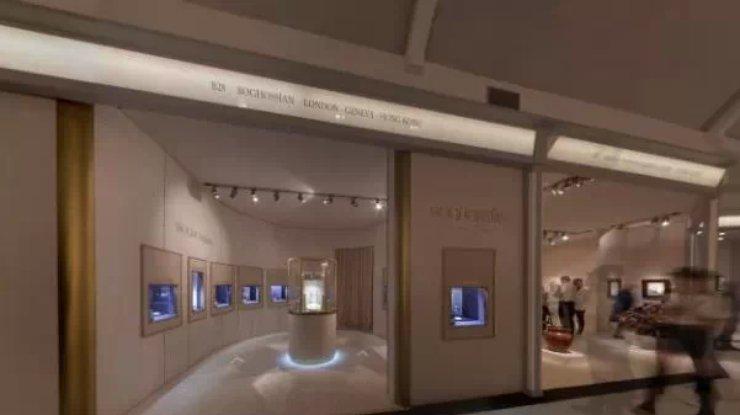 Наярмарке Masterpiece встолице Англии украли драгоценности за3 млн фунтов