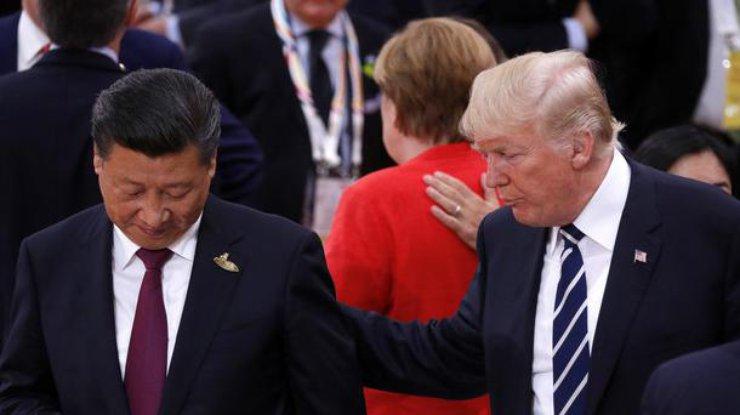 Саммит G20: Трамп призвал лидера Китая усилить давление наКНДР