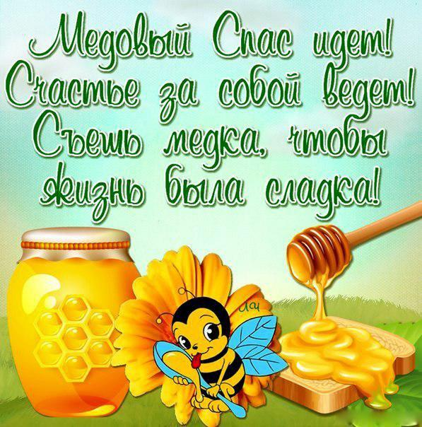 Поздравление с медовым спасом в картинках и стихах для, картинки ворона сыром