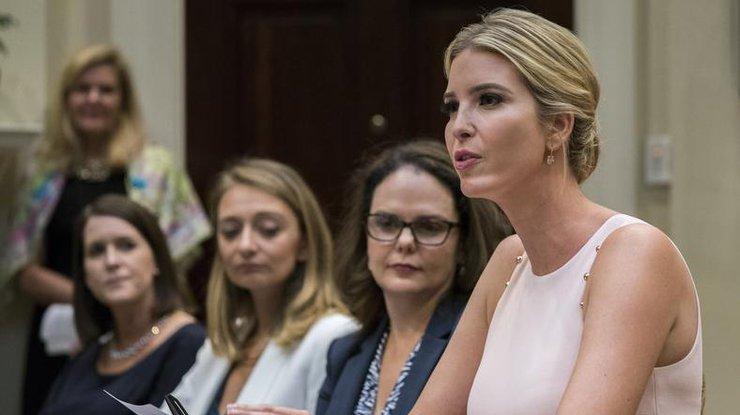 Дональд Трамп назначил дочь главой американской делегации набизнес-форум вИндии