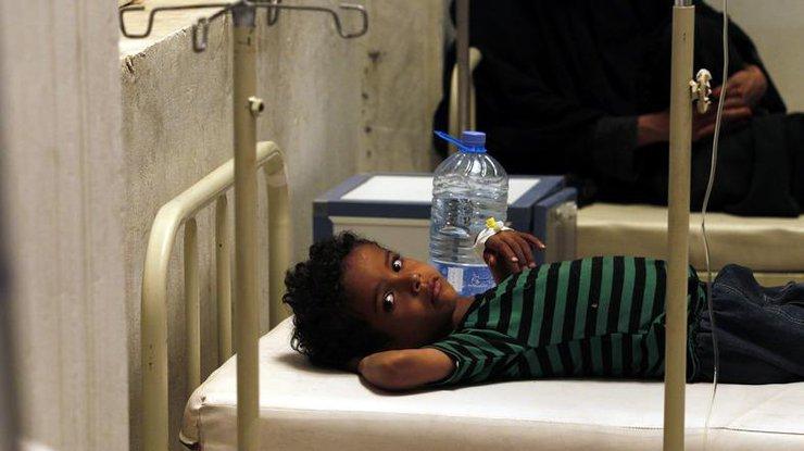 ВЙемене отхолеры скончались 2 тысячи человек, около 500 000 заразились