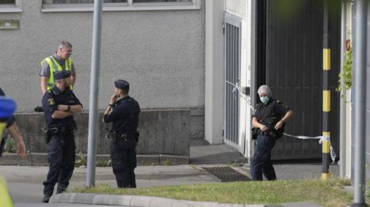 Один человек убит в итоге стрельбы наюге Стокгольма