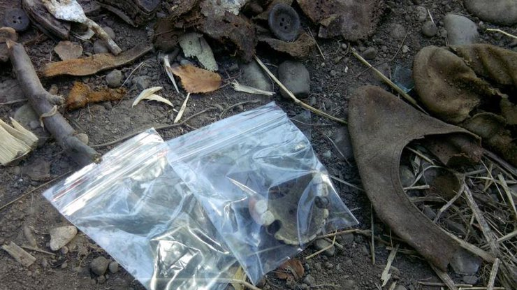 ВИвано-Франковске вовремя прокладки кабеля отыскали массовое захоронение