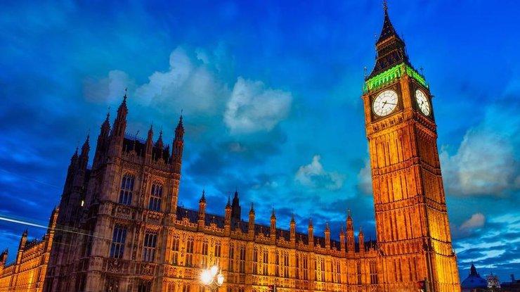 Британский парламент пересмотрит планы поремонту башни Биг-Бен