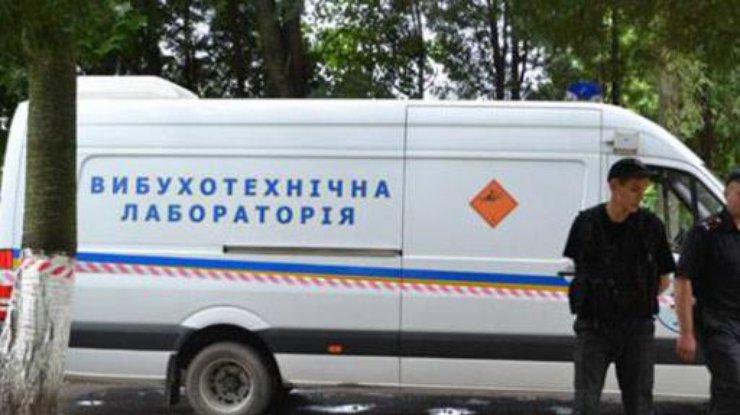 ВБориспольском районе отвзрыва внежилом помещении пострадали два человека