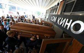 Похороны Веры Глаголевой
