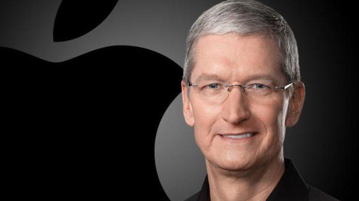 Тим Кук случайно продемонстрировал iPhone 8