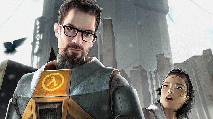 Всеть «слили» сюжет Half-Life 3