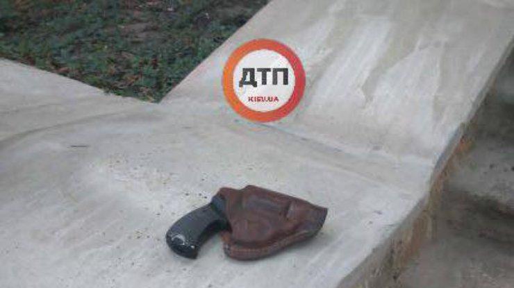 Встоличном парке нетрезвый мужчина устроил стрельбу