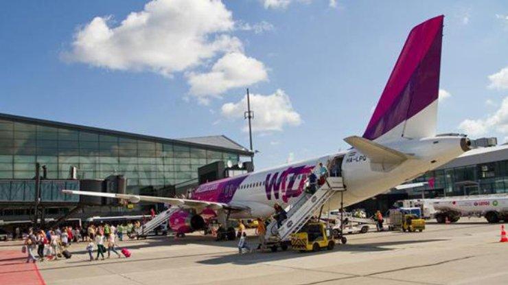 Wizz Air запускает рейсы из столицы Украины вЛюблин иПознань