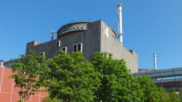 НаЗапорожской АЭС отключили отсети энергоблок