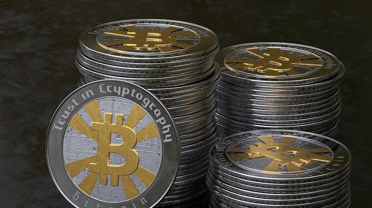 Стоимость биткоина превысила отметку в3,5 тыс. долларов