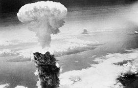 Последствия взрыва в Нагасаки