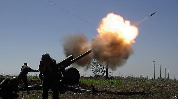 АТО: 15 обстрелов, один боец ВСУ скончался